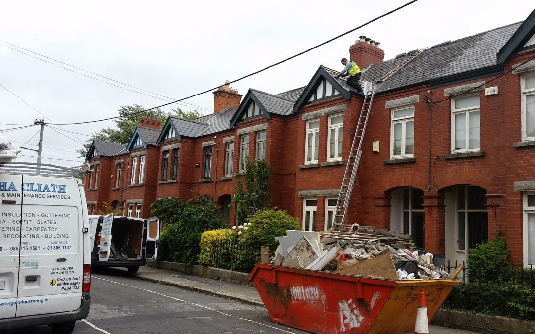 Roof Repair Lucan