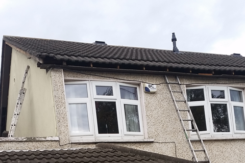 Fascia and Soffit Repairs